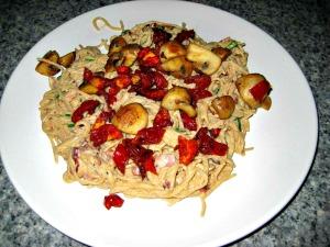 Spaghetti Carbonara from Espinosa Kitchen