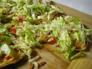 BLT Pizza (www.espinosakitchen.wordpress.com)