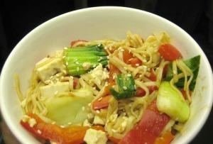Spicy Malaysian-Style Stir Fry (www.espinosakitchen.wordpress.com)