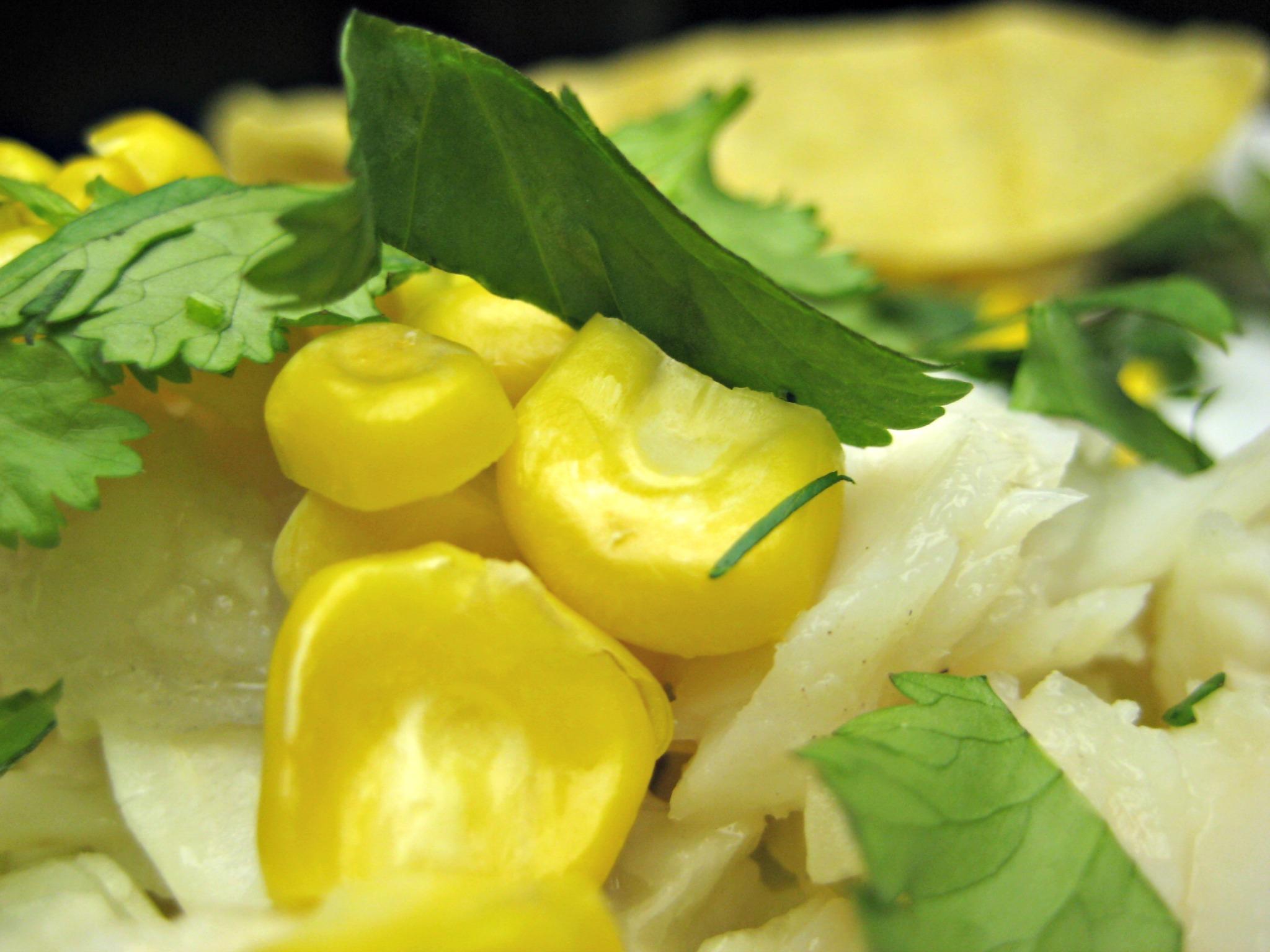 March 2013 espinosakitchen for Creamy fish taco sauce