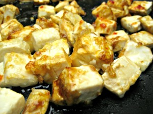 Pan-Fried Tofu (Espinosa Kitchen)
