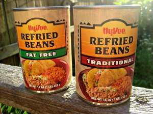 Choosing a healthier refried beans  (Espinosa Kitchen)