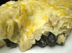 Gluten Free Chicken Enchiladas (Espinosa Kitchen)
