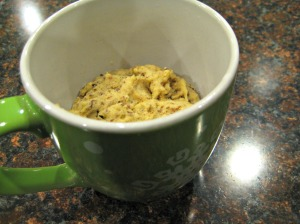 Allergen-Free Bread in Mug (Espinosa Kitchen)